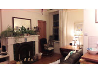 comfortable one-bed central flat with good facilities