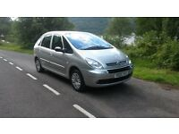 FOR SALE CITROEN PICASSO DESIRE 2HDI DIESEL