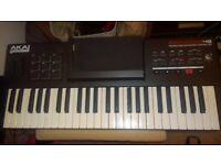 AKAI Synthstation 49 keyboard