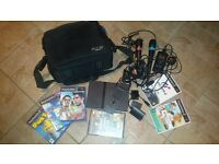 Playstation 2 with games + more