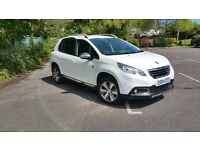 PEUGEOT 2008 1.2 VTi Crossway 5dr (2014 64) SPECIAL EDITION SUV ESTATE