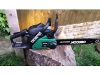 Qualcast Petrol Chainsaw PC40