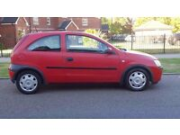 2002 Vauxhall Corsa 1.2 Manual 3Doors With Long MOT PX Welcome