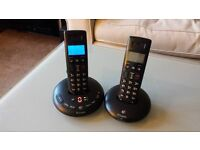 BT Graphite 2500 Phones and answering machine