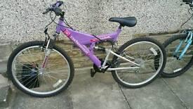 Ladies / Girls Mountain Bike *hardly used*