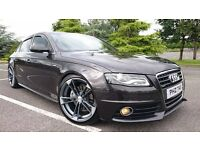 AUDI A4 2.0 TDI S-LINE LIKE NEW 09 HAS TO BE SEEN