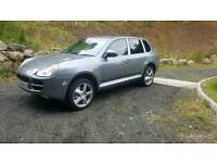 PORSCHE CAYENNE S TIPTRONIC MAY SWAP OR PX FOR CAR VAN RECOVERY W.H.Y? OR CASH DEAL