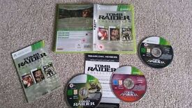 Game XBOX 360 Classics Tomb Raider COLLECTION