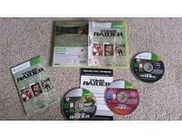 Game XBOX 360 Classics Tomb Raider COLLECTION