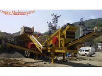 mobile hammer mill/mobile crusher/mobile hammer crusher