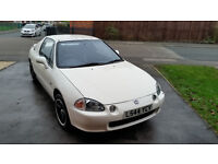 Honda CRX Del Sol VXi EG1 - Excellent Condition Inside and Out