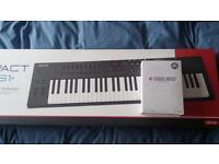 Nektar LX 61+ midi keyboard controller