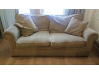 3 Seater Sofa Plus 2 Single (Full Set)