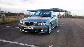 BMW 320CD M SPORT