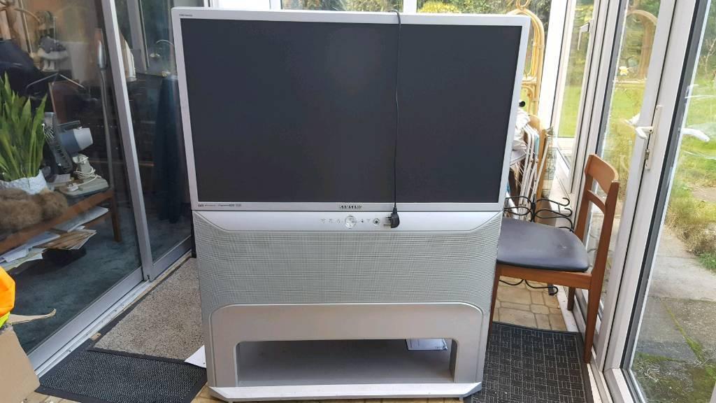 Samsung SP-43W6HD 1080i TV