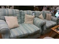 Pair of 2 seat sofas priced individually