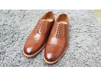New mens formal shoes - UK 8, EURO 42
