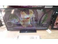 "Luxor 50"" Full HD Freeview HD Slim LED Wifi Smart TV £150"