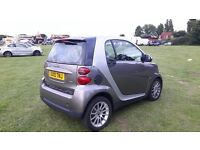 Smart fortwo 2010 low mileage, good condition