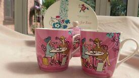 Teapot and Mugs Gift set