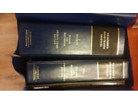Wilkinsons Road Traffic Offences Law Book. £40