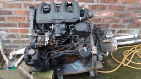 Citroen Berlingo, 2003, 1.9D engine