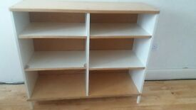 6 Solid Shelf or Solid Shoe Rack