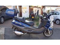 Piaggio X9 250 Evolution, 2004, Top Box, Clean Bike