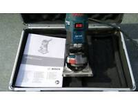 Bosch GKF Palm Router 240v 600w 33000rpm Can deliver or post