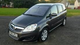 2010 Vauxhall Zafira Elite 1.7 CDTi Ecoflex