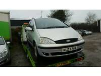 Ford Galaxy 1.9 2004 *** BREAKING