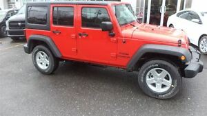 2016 Jeep WRANGLER UNLIMITED Sport==AC==AUTO
