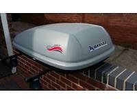 Karrite contour roofbox