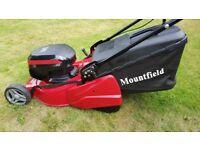 Mountfield Electric S42R HP Li 41cm Hand Propelled 80V Battery Roller Lawnmower
