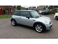 MUST GO THIS WEEKEND 05 PLATE MINI COOPER CHILI PACK 65K MILES FSH