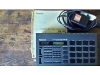 R5 Roland Drum Machine