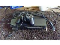 Ps2 wires and pad memory card full working