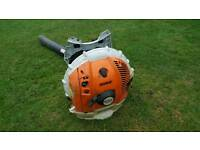 STIHL BR 600 MAGNUM BACK PACK BLOWER