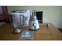 Black and Decker Blender with Grinder, 300W