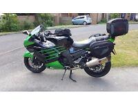 Kawasaki ZZR1400 FCF ABS