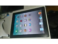 ipad 4 with 64 gb and cellular and wifi