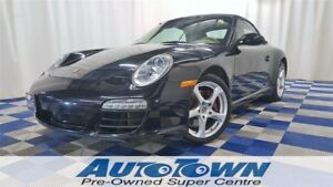 2009 Porsche 911 Carrera 2 Cabriolet/LEATHER/TOUCH SCREEN