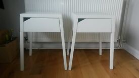 Ikea Bedside Tables x 2 - only £10 each