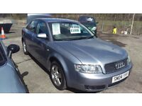 TRADE-IN TO CLEAR AUDI A4 FSi