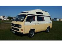 VW T25 Transporter 1.9l Petrol campervan