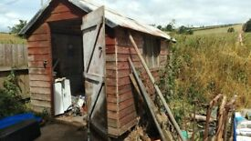 Garden shed 9x6