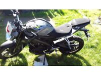 Yamaha mt 125 abs for sale