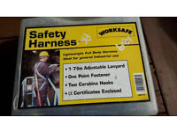 Safety Harness By Worksafe
