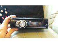 jvc car radio for sale