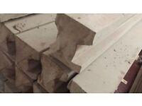 🌟 Concrete Fencing Posts & Bases